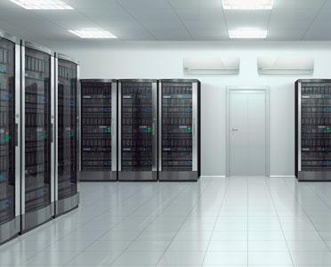 Kyla och luftkonditionering för serverrum