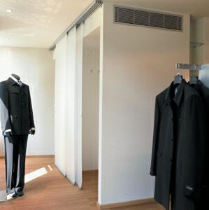 Luftkonditionering i butiken ökar försäljningen