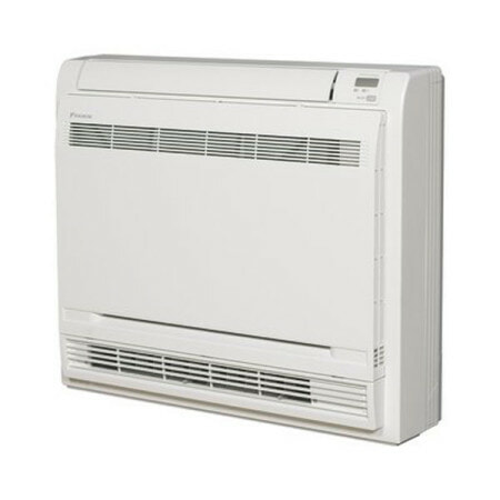 Daikin Origo XRH25 golvmodell Optimised Heating 4
