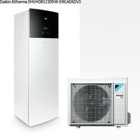 75DA230 Altherma 3 Daikin EHVH08S23D9W-ERGA06DV3
