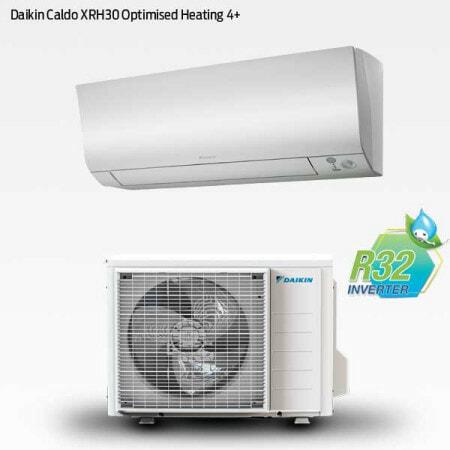 Daikin Caldo XRH30 Optimised Heating 4+