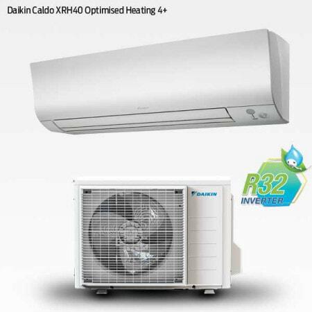 Daikin Caldo XRH40 Optimised Heating 4+