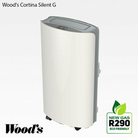 Woods Cortina 12K Silent G luftkonditionering med R290