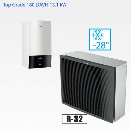 Daikin Altherma 3 Top Grade 180 DAHV luft-vattenvärmepump