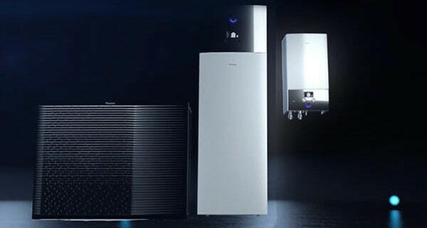 Daikin lansera Altherma 3 Topgrade H HT