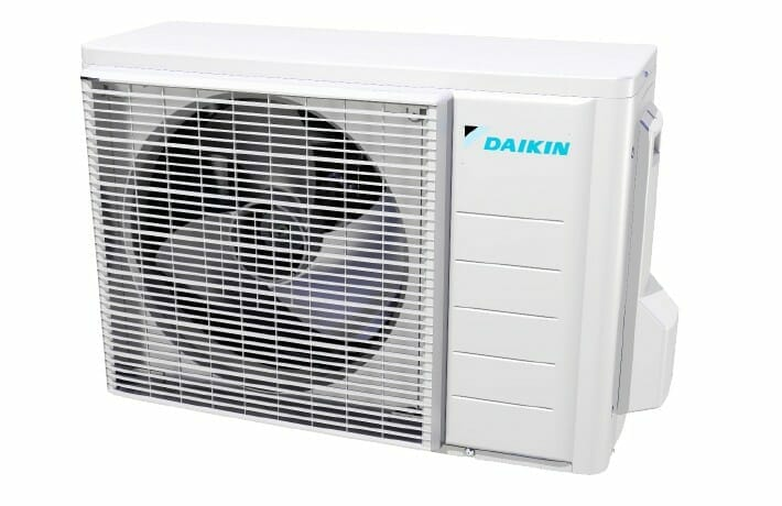Optimized Heating 4 utomhusdel