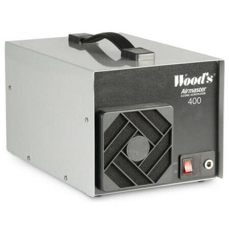 Woods Airmaster WOZ 400 ozonaggregat för effektiv luktsanering
