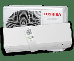 Toshiba Shorai Edge premium luftvärmepump