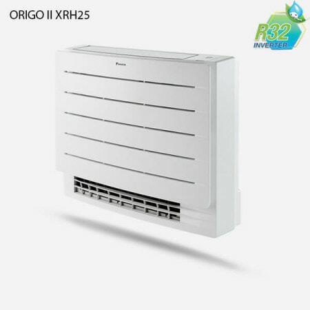 Origo II XRH25 golvmodell