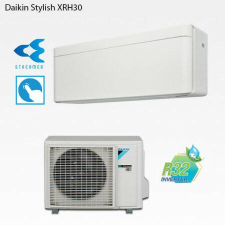 Daikin Stylish XRH30 optimised heating 4