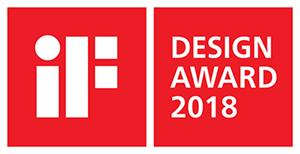 Stylish IF design award 2018