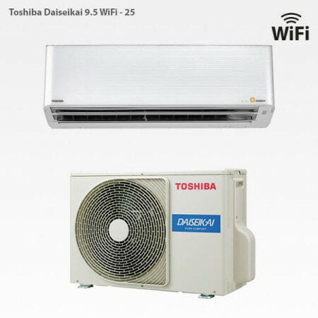 Toshiba Daiseikai 9.5 Wifi - 25