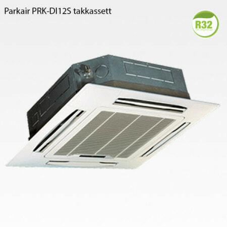 Parkair KIM12S takkassett för infällning i undertak