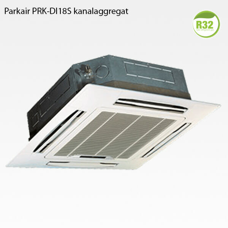 Parkair KIM18S takkassett för infällning i undertak
