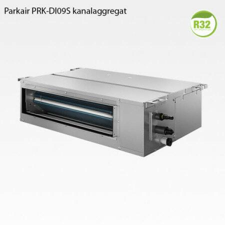 Parkair PRK-DI09S kanalaggregat R32